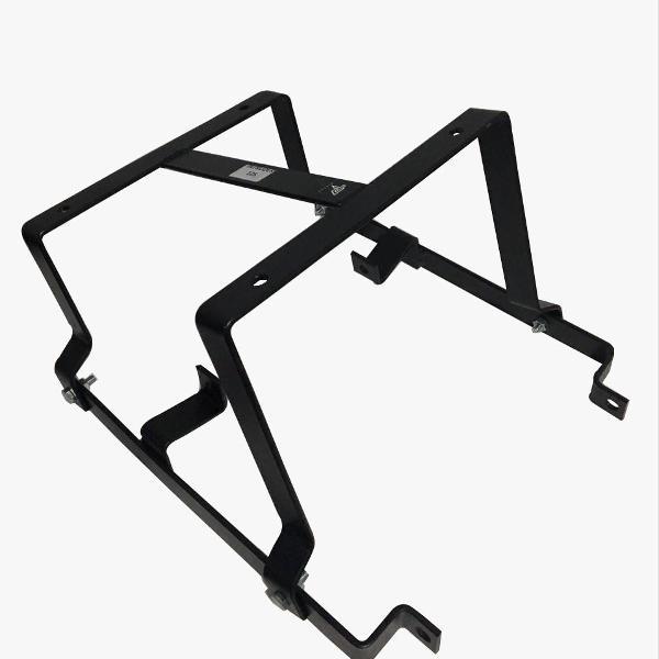 suporte de baú (reforçado) - suzuki intruder 125