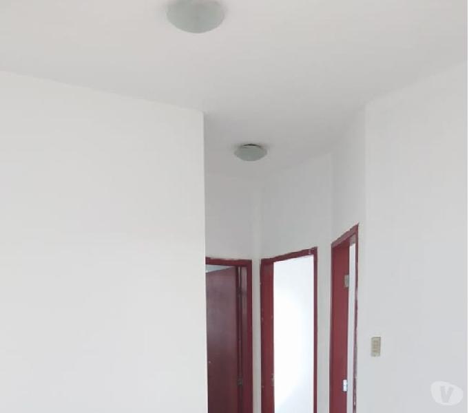 Apartamento de 02 quartos em Santa Luzia