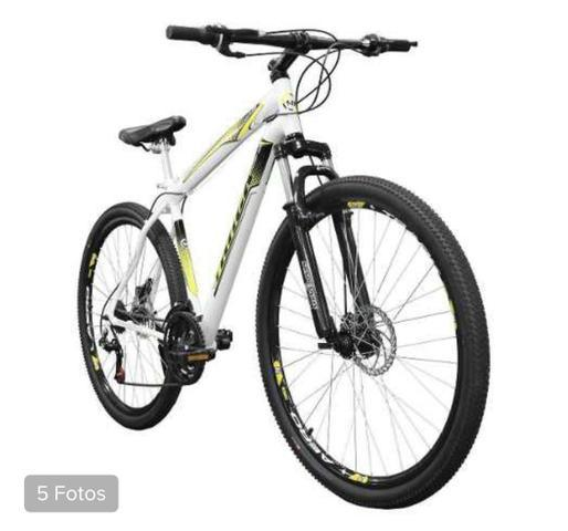 Bike aro 29 freios a disco