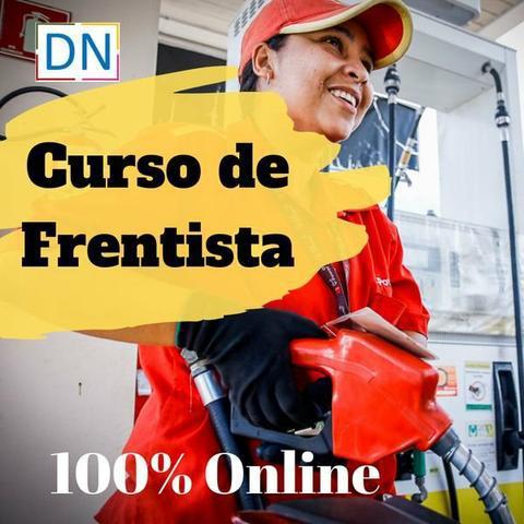 Curso de Frentista Online Completo