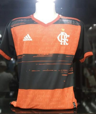 Flamengo Camiseta 2020 Lançamento