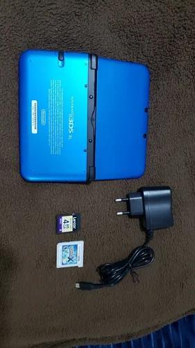 Nintendo 3ds Xl Azul S