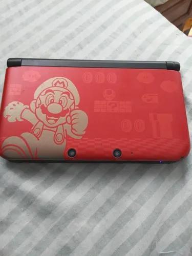 Nintendo 3ds Xl Edição Limitada New Super Mario Bros 2