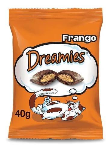 Petiscodreamies Frango 40g