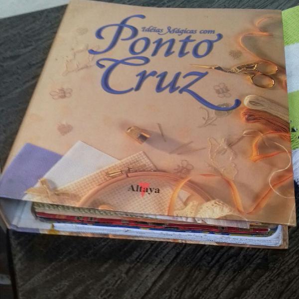 livro com mais de 100 paginas com o passo a passo de vários