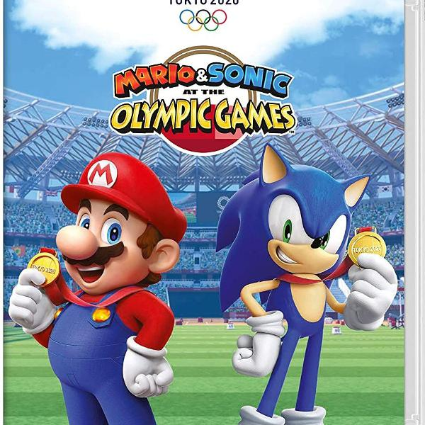 mario & sonic at the olympic nintendo switch digital
