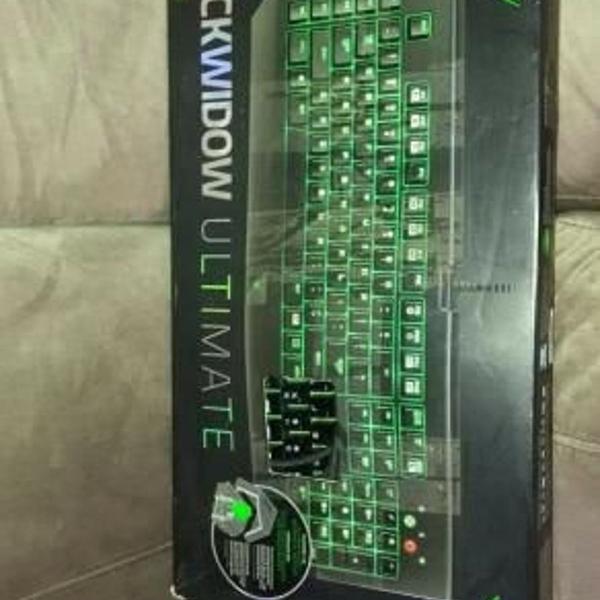 teclado razer blackwidow ultimate