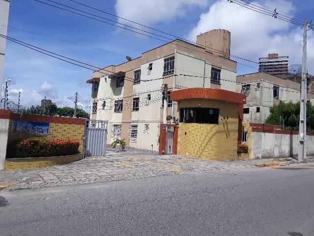 Alugo apartamento mobiliado em capim macio 1.300 reais a