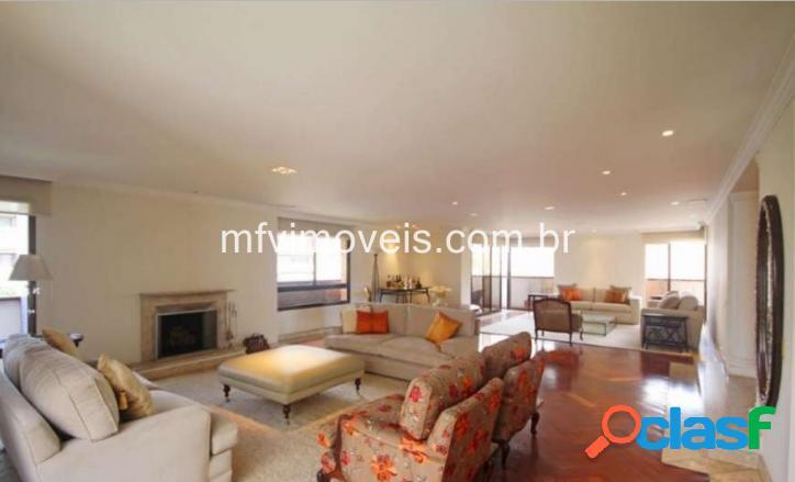Apartamento 4 quartos à venda, aluguel na Al. Casa Branca -