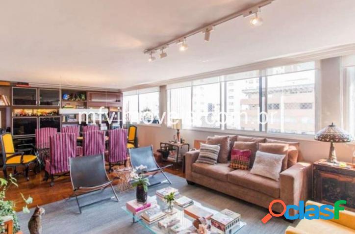 Apartamento 4 quartos à venda, aluguel na Alameda Tietê -
