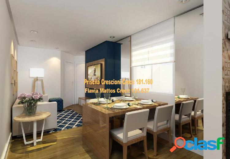Apartamento Sem Condomínio - Vila Scarpelli - Em Acabamento