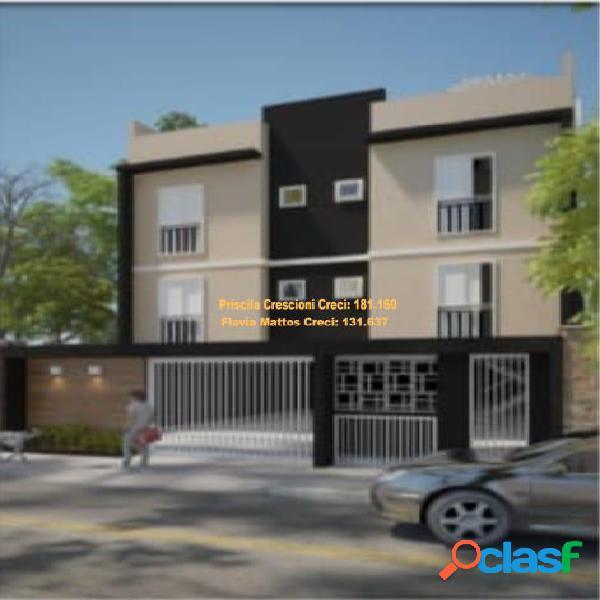Apartamento Sem Condomínio na Vila Guiomar - Santo André -