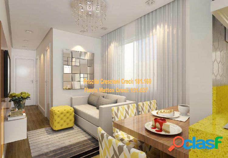 Apartamento Sem Condomínio na Vila Tibiriçá - Em