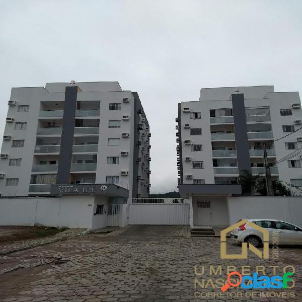 Apartamento mobiliado e equipado para locação bairro Bela