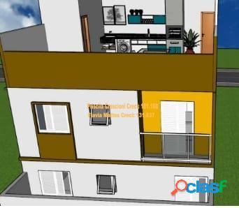 Apartamento na Vila Bela Vista - Ótima Localização
