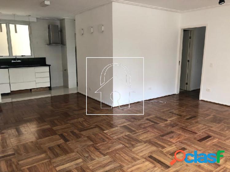 Apartamento para locação com 130m² no Jardim Paulista