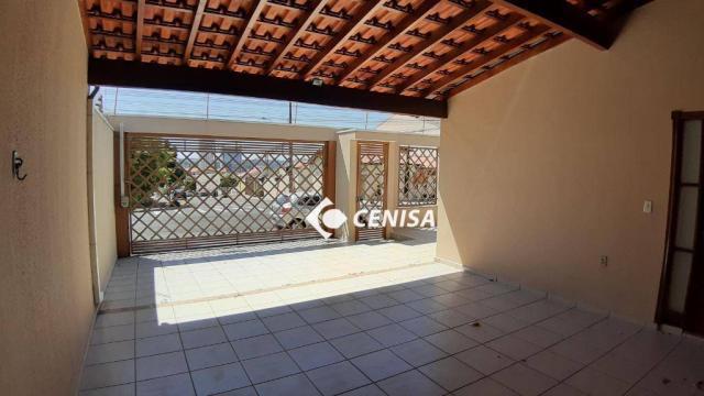 Casa com 3 dormitórios para alugar, 174 m² - Jardim Moacyr