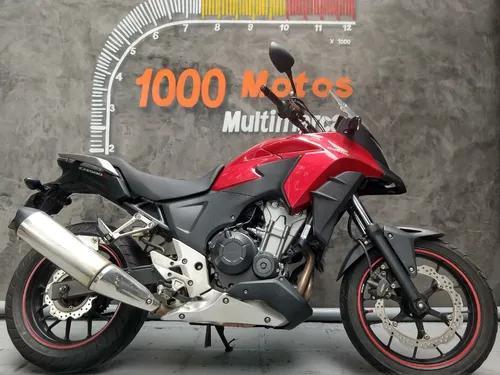 Honda Cb 500 X 2015 Otimo Estado Aceito Moto
