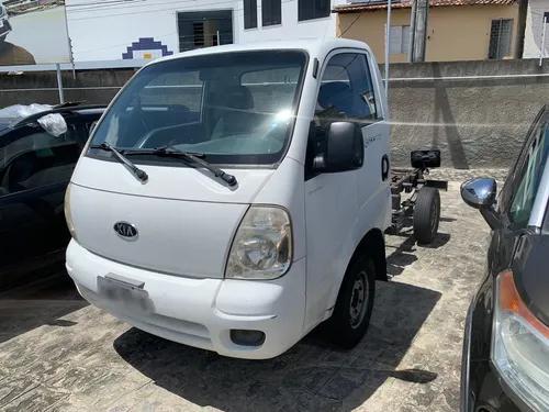 Kia Bongo K.2500 Ano 2008 Diesel