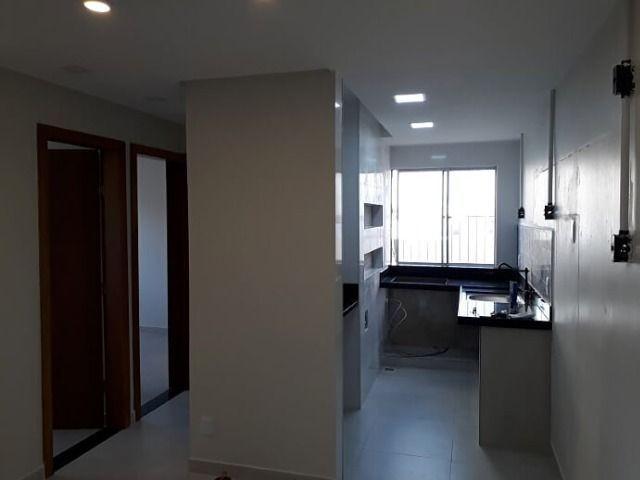 Lindo apartamento 2 quartos todo reformado