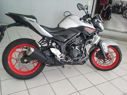 Yamaha Mt 03 Abs Cinza 2020 0km