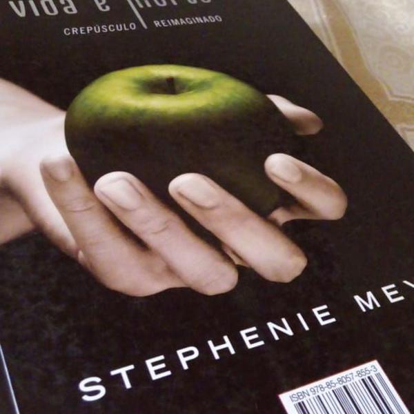 crepúsculo & vida e morte - stephenie meyer