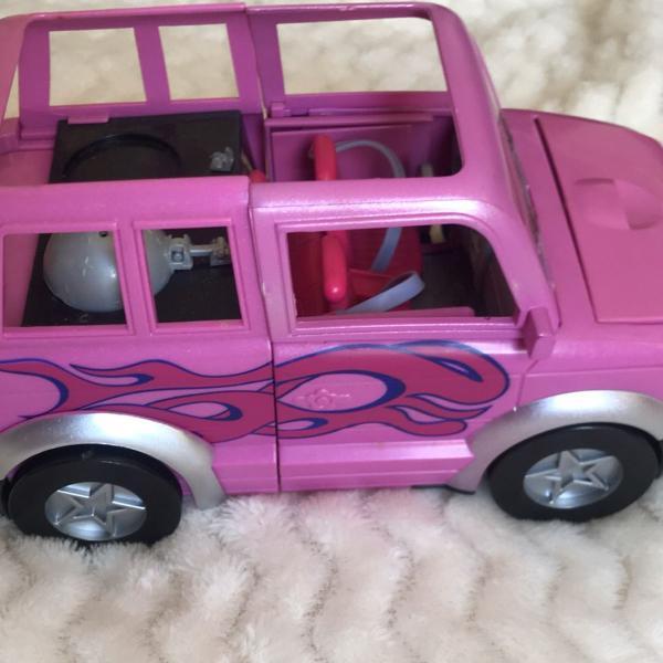 jeep limousine polly pocket!!!