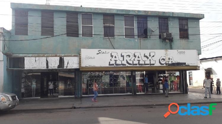 1069 M2. Centro Comercial en venta en Tinaquillo