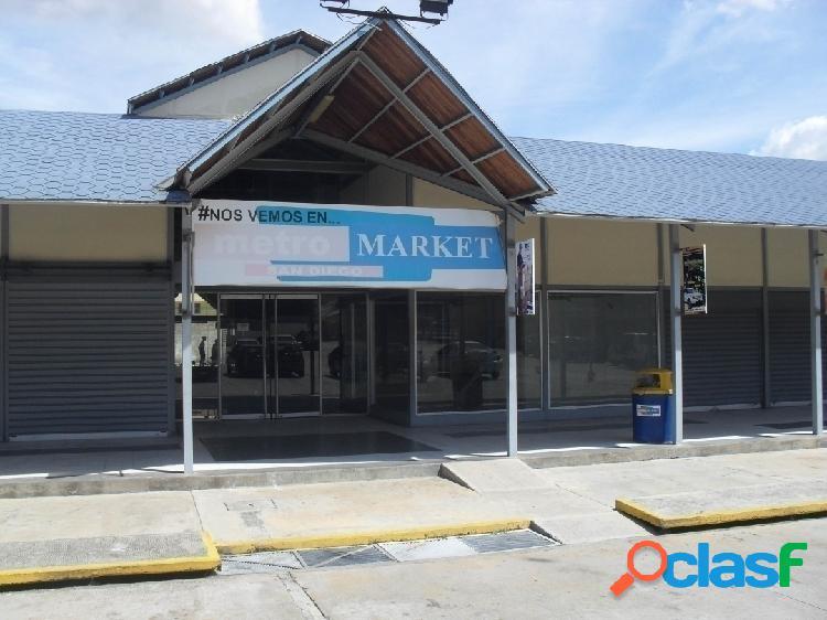 12 M2. Local en Venta Metromarket Los Jarales San Diego