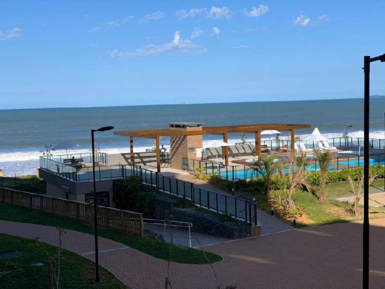 2 quartos novo de frente para o mar em Barra Velha - SC