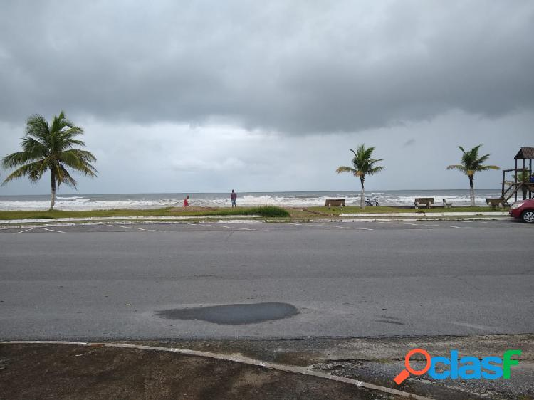 3 Terrenos - FRENTE PARA A PRAIA - Peruíbe-SP (Nova