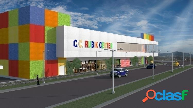 8325 M2. En venta Centro Comercial en Ciudad Alianza,