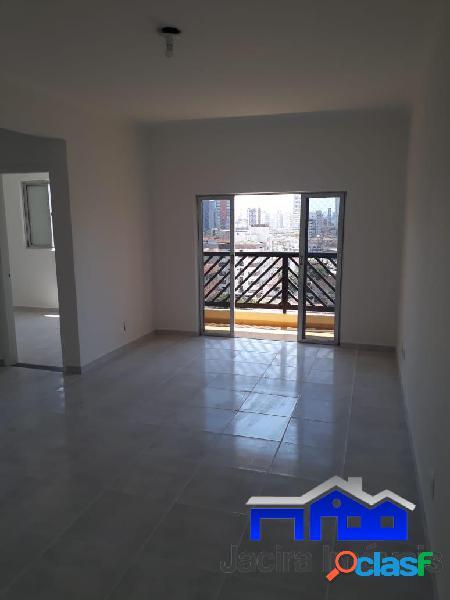 Apartamento No Campo Grande 2 dormitórios de frente com
