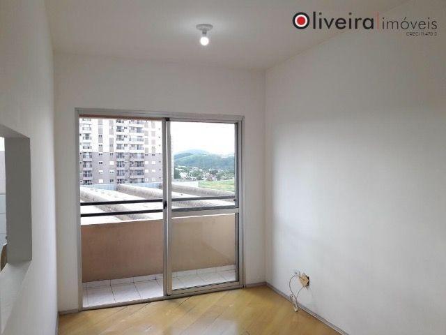 Apartamento em alphaville av aruanã tamboré, 65m 2 qtos 1