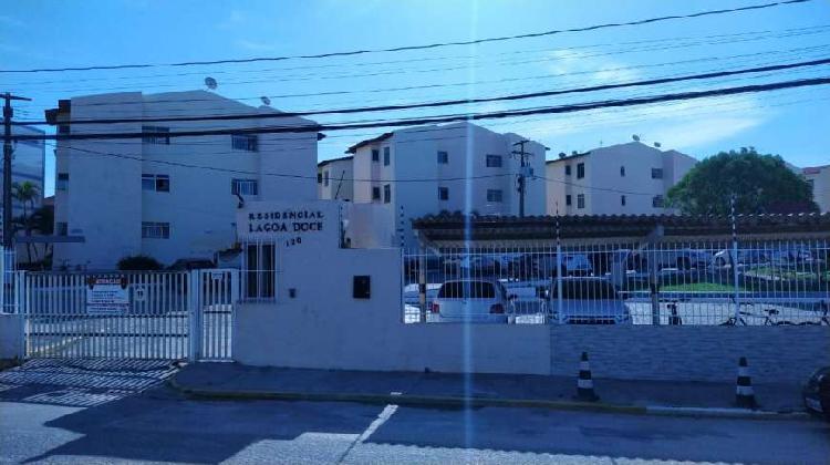 Apartamento para venda com 50 metros quadrados com 3 quartos