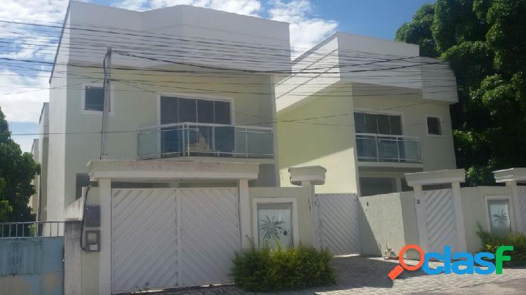 Araruama/RJ - Pontinha - Casa 4 qtos sendo 3 suítes 2 vagas