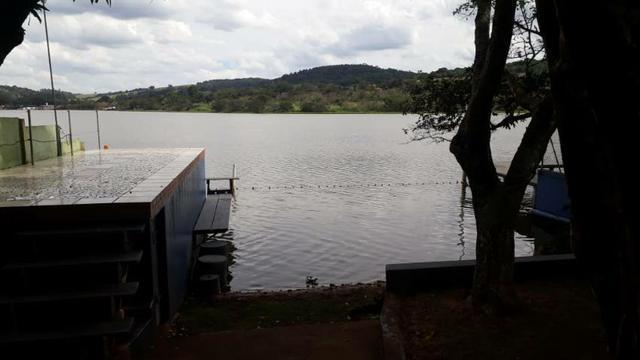 Casa para alugar na represa de Atibaia S.P