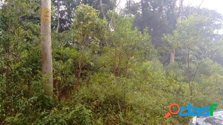 Chácara 1000 m2, valor 70.000,00, Caucaia do Alto, Cotia,