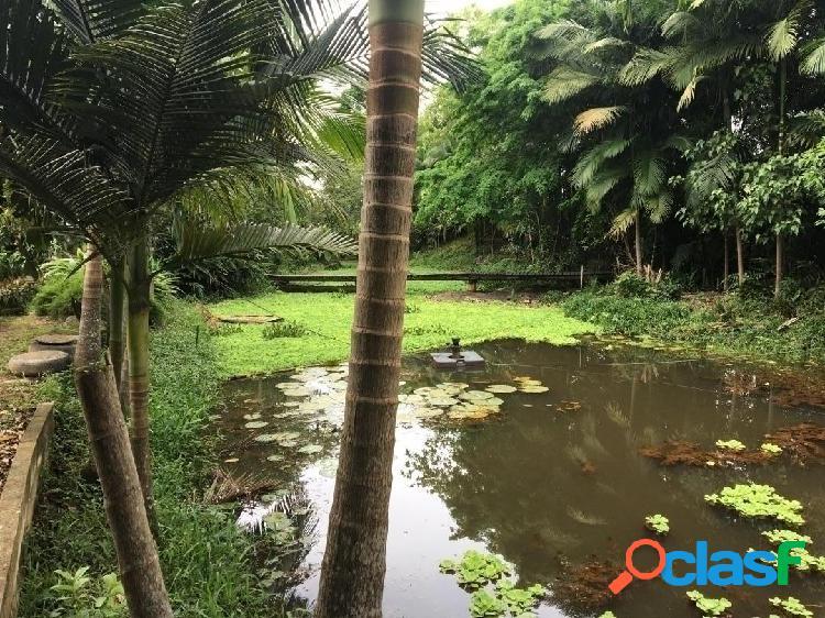 Excelente chácara a venda em Joinville, zona norte