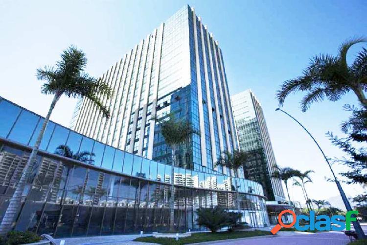 Rio de Janeiro/RJ - Barra da Tijuca - Sala comercial 36 m²