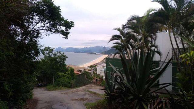 Terreno na praia, vista mar, 360m2, Piratininga12x30