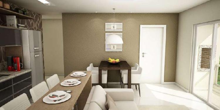 Apartamento cobertura com 03 dormitórios (01 suíte)