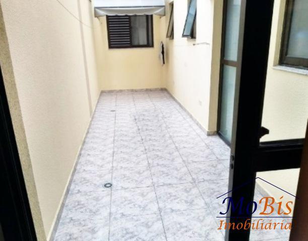 Apartamento para Venda no bairro Vila Scarpelli 74 m²