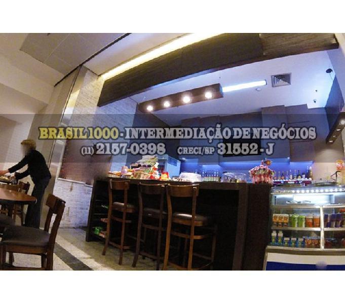 Cafeteria, Santo André, SP. (Cód. 8027)