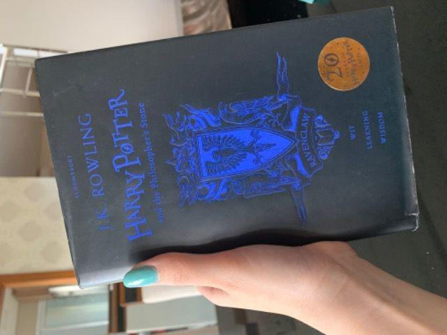 Harry Potter and the Philosopher's Stone ? Ravenclaw Edition