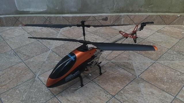 Helicopter The Big One da Rewell Helicóptero de controle