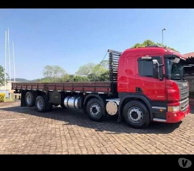 Scania P310 4eixo