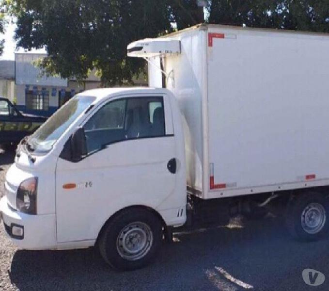 Vende-se caminhão HR Hyundai ano 2012 REVISADO! (Parcelo)