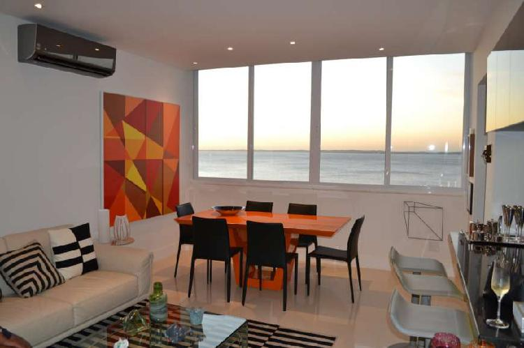 Vista mar panorâmica , 3 quartos - Barra