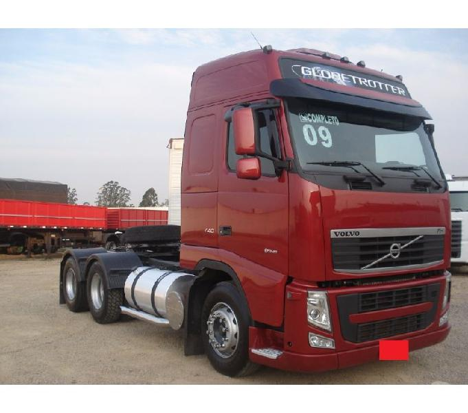 Volvo Fh 440 6x2 Globetrotter ano 2009